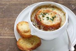 本日のスペシャルスープ
