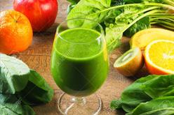 野菜・果物スムージー
